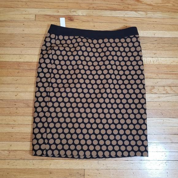 Talbots Dresses & Skirts - NWT Talbots polkadot skirt